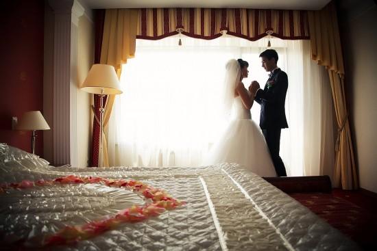 Первая нежная брачная ночь — img 8