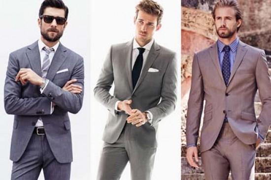 Варианты мужских костюмов