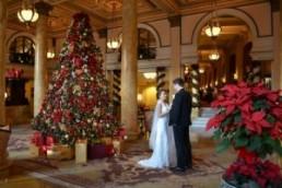 Свадебное торжество на Новый год: преимущества и недостатки