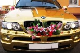 Прокат автомобиля с водителем к вашим услугам