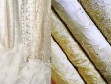 Выбираем ткань для свадебного платья