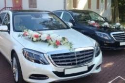 Свадебный автомобиль: выбираем правильный цвет