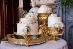 Свадебный торт принца Гарри и его возлюбленной
