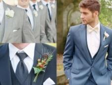Как подобрать модель свадебного костюма жениху?