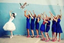 Букет невесты: традиции и суеверия
