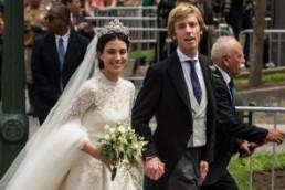 Свадебное торжество принца Кристиана Ганноверского и Алессандры де Осма