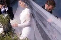Самая громкая свадьба года в Италии