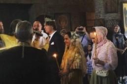 Вторая свадьба Александра Лазарева - младшего