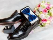Кожаная обувь жениха: правила выбора