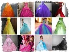 Что означает цвет свадебного наряда?