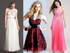 Вечерние платья – должны ли они иметь место в женском гардеробе