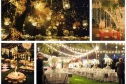 Интересные идеи освещения свадьбы
