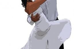 Сальса как свадебный танец