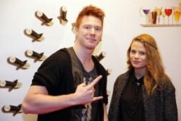 Никита Пресняков и Алена Краснова объявили дату свадьбы