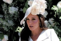Герцогиню Кэтрин раскритиковали за наряд на свадьбе принца Гарри
