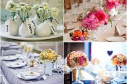 Украшаем свадебный стол своими руками